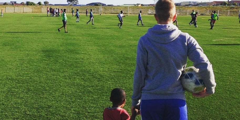 Freiwilligenarbeit Fußball Coach Südafrika
