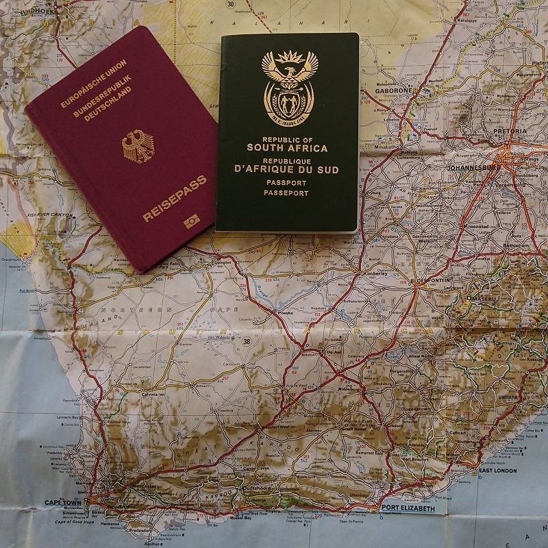 Visa-Bestimmungen