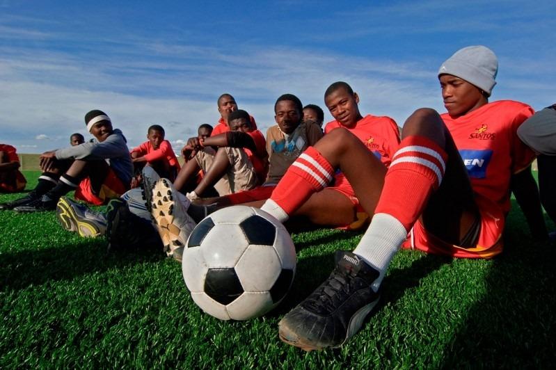 Freiwilligenarbeit Fußball Ausland
