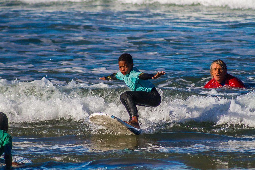 Freiwilligenarbeit Surfen Südafrika