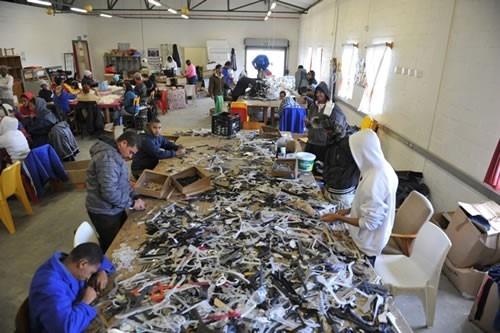 Freiwilligenarbeit Gesundheitsmanagement Südafrika