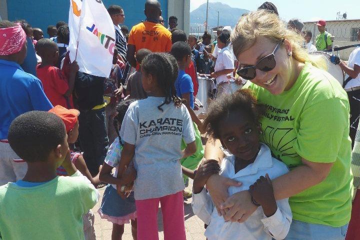 Freiwilligenarbeit Theater Südafrika