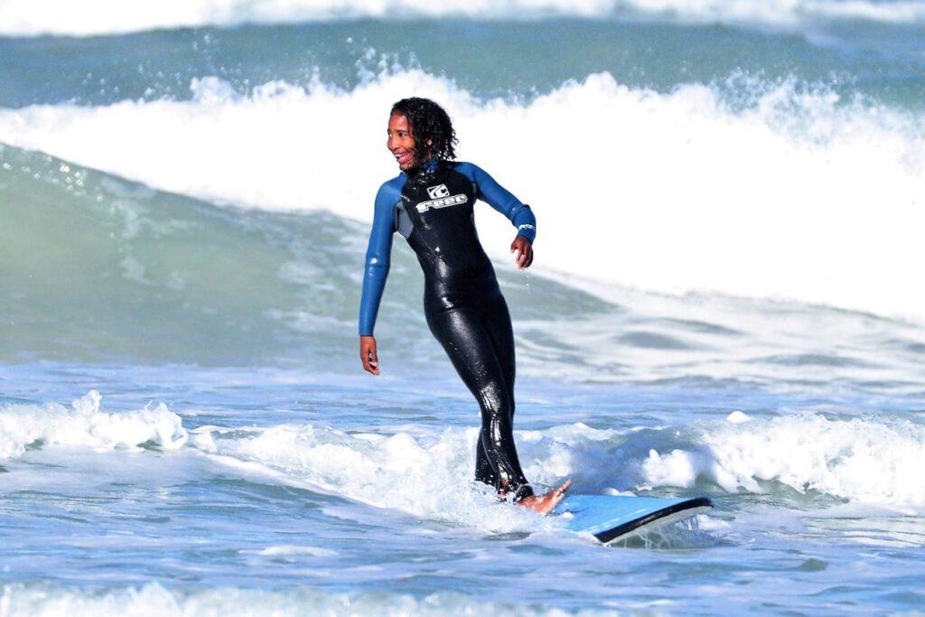 Freiwilligenarbeit Surfen Kapstadt