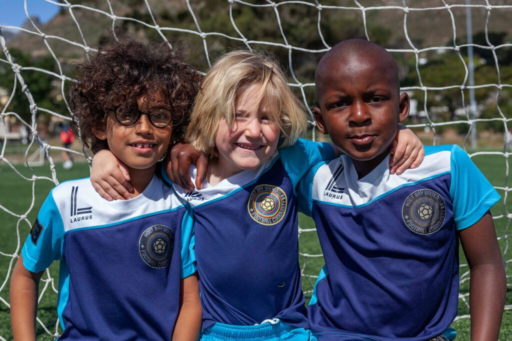 Marketing Praktikum Fussball Südafrika